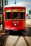 Nova Orleães - carro da rua Fotografia de Stock