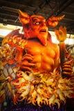 Nova Orleães - flutuador do carnaval imagens de stock royalty free