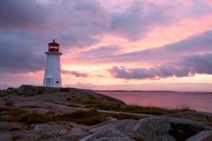 Nova Scotia arkivbild