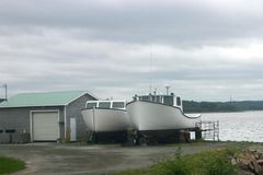 NOVA Scotia-5373- il 6 luglio Fotografia Stock Libera da Diritti