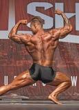 Nova Scotia Bodybuilder Wins in Toronto Stockfotos