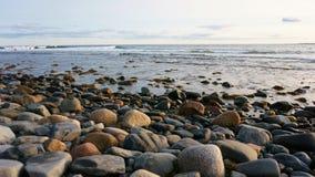 Nova scotia canada. Atlantic ocean view in nova scotia, canada royalty free stock photos