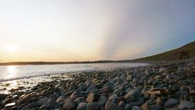 Nova scotia canada. Atlantic ocean view in nova scotia, canada royalty free stock image