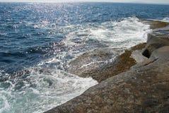 Nova Scotia Coast Royalty Free Stock Photos