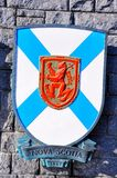 Nova Scotia coat of Arms Stock Photos