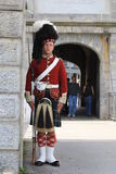 Nova Scotia guard Royalty Free Stock Photography