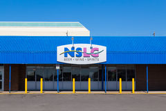 Nova Scotia Liquor Corporation Royalty Free Stock Photo