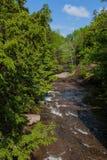 Nova Scotia River Royalty Free Stock Photography