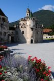 Novacella Monastery, Varna, Bolzano, Trentino Alto Adige Stock Images