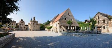 Novacellaklooster, Varna, Bolzano, Trentino Alto Adige Stock Fotografie