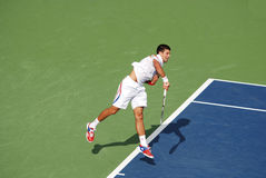 Novack Djokovic Royalty Free Stock Photo