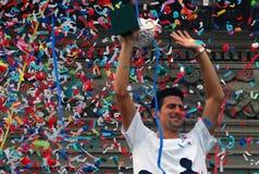 Novak Djokovic-1 Image stock
