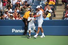 Novak Djokovic Fotos de archivo