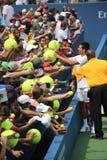 Novak Djokovic royalty free stock photo