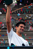 Novak Djokovic-3 Image stock