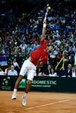 Novak Djokovic-12 Royaltyfria Foton
