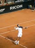 Novak Djokovic Fotografía de archivo libre de regalías