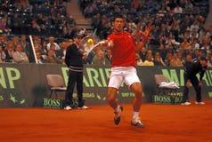 Novak Djokovic-9 Fotografia Stock