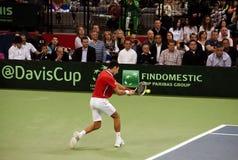 Novak Djokovic-1 Royalty Free Stock Photo