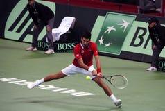 Novak Djokovic Stock Photos