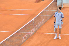 Novak Djokovic Royalty Free Stock Image