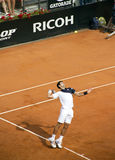 Novak Djokovic Royalty Free Stock Photography