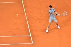 Novak Djokovic Royalty Free Stock Photography