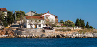 Novalja in Croatia Royalty Free Stock Images
