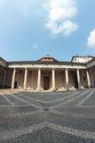 Novara baptistery, Italy Stock Photography