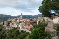 Novara di Sicilia imagenes de archivo