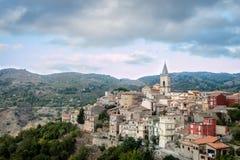 Novara di Sicilia foto de archivo