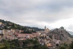 Novara di Sicilia Fotografia Stock Libera da Diritti