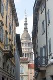 Novara (Italien) Stockfotografie
