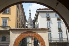 Novara (Italien) Arkivbilder