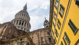 Novara (Italy) Royalty Free Stock Images