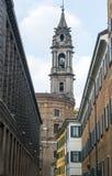 Novara (Włochy) Zdjęcie Stock