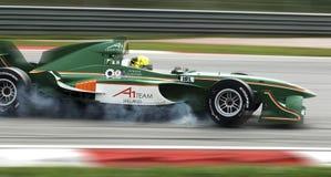 nove 2005 a1 Куала Лумпур Малайзии участвуя в гонке sepang Стоковая Фотография