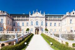 Nove Hrady Palace Stock Image