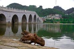 nove Kong Qiao Imagens de Stock