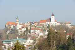 Nove Mesto nad Metuji. In Czech Republic Royalty Free Stock Images