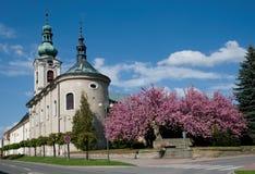 Nove Mesto nad Metuji, Czech republic Stock Photography