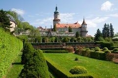 Nove Mesto NAD Metuji, République Tchèque image stock