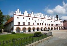 Nove Mesto nad Metuji, república checa Imagens de Stock
