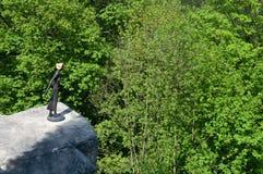 Nove Mesto nad Metuji, republika czech Fotografia Royalty Free