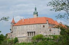 Nove Mesto nad Metuji, Tjeckien royaltyfri fotografi