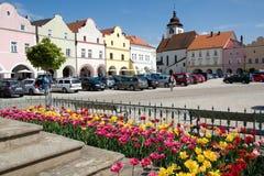 Nove Mesto nad Metuji, Tschechische Republik lizenzfreie stockbilder