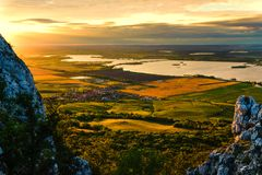 Free Nove Mlyny In South Of Moravia Royalty Free Stock Images - 100727919