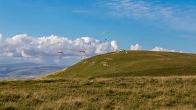 Nove padrões Rigg, Cumbria, Reino Unido Foto de Stock