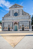 Novela corta de Florencia - de Santa María foto de archivo libre de regalías