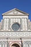 Novela corta de Santa María, Florencia fotos de archivo